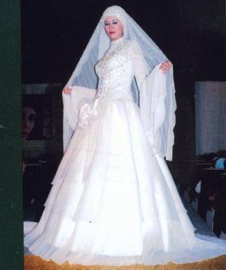 بالصور فساتين زفاف فخمه , شاهد افخم و اجمل فساتين زفاف 4107