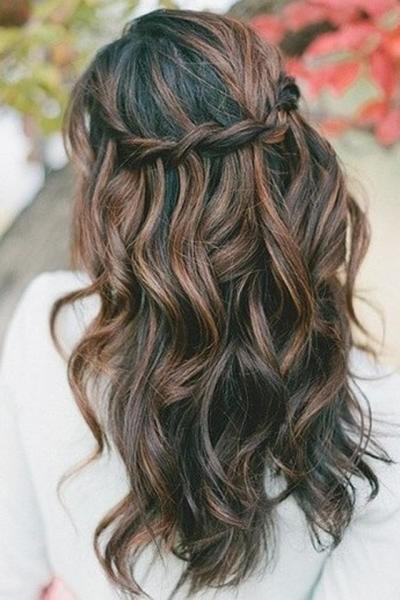 بالصور تسريحات شعر ناعمة , غيري شكلك مع تسريحات ناعمة جميلة للشعر 4133 5