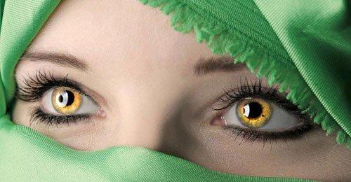 بالصور صور اجمل عيون , لن ترى اجمل من هذة العيون 4174 12