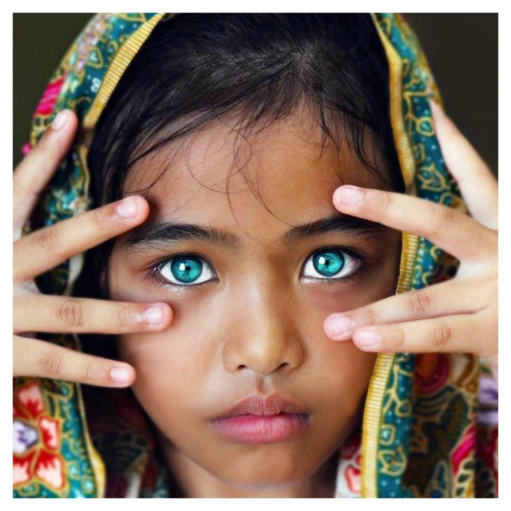 بالصور صور اجمل عيون , لن ترى اجمل من هذة العيون 4174 7