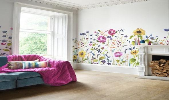 بالصور ديكورات حوائط , اشيك ديكورات حوائط جديدة مختلفة 4180 11