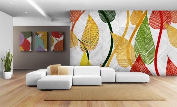 بالصور ديكورات حوائط , اشيك ديكورات حوائط جديدة مختلفة 4180 8
