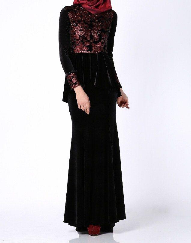 صور فساتين طويله فخمه , تشكيلات مختلفة و فخمة من الفساتين الطويلة