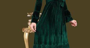 صوره فساتين طويله فخمه , تشكيلات مختلفة و فخمة من الفساتين الطويلة