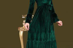 بالصور فساتين طويله فخمه , تشكيلات مختلفة و فخمة من الفساتين الطويلة 4233 12 310x205