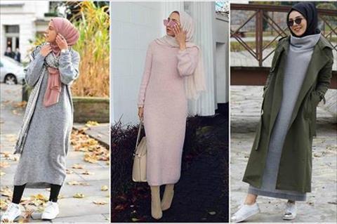 بالصور اخر صيحات الموضة للمحجبات , تعرف على اجدد صيحات الموضة للمحجبات 4234 10