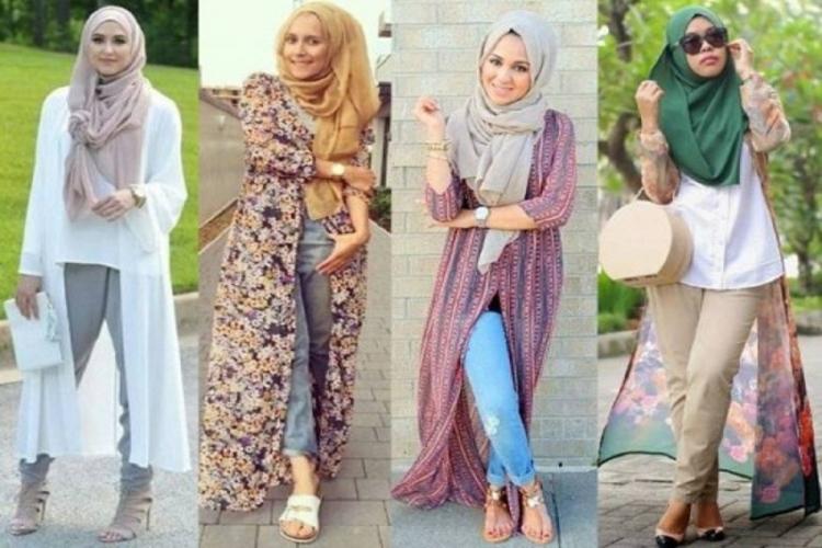 بالصور اخر صيحات الموضة للمحجبات , تعرف على اجدد صيحات الموضة للمحجبات 4234 2