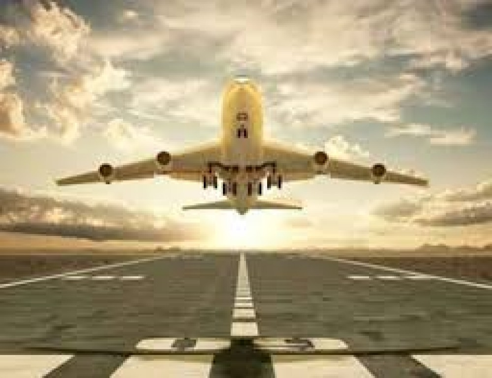 بالصور اقلاع طائرة , اجمل منظر لاقلاع طائرة عن قرب 4829 1