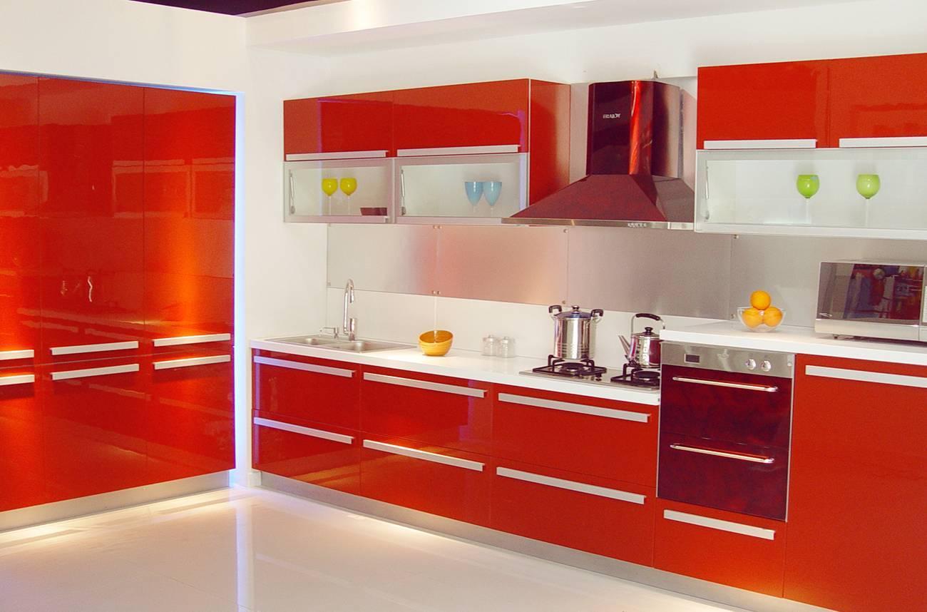 صوره مطابخ المنيوم , اجمل تصميمات مطابخ المنيوم