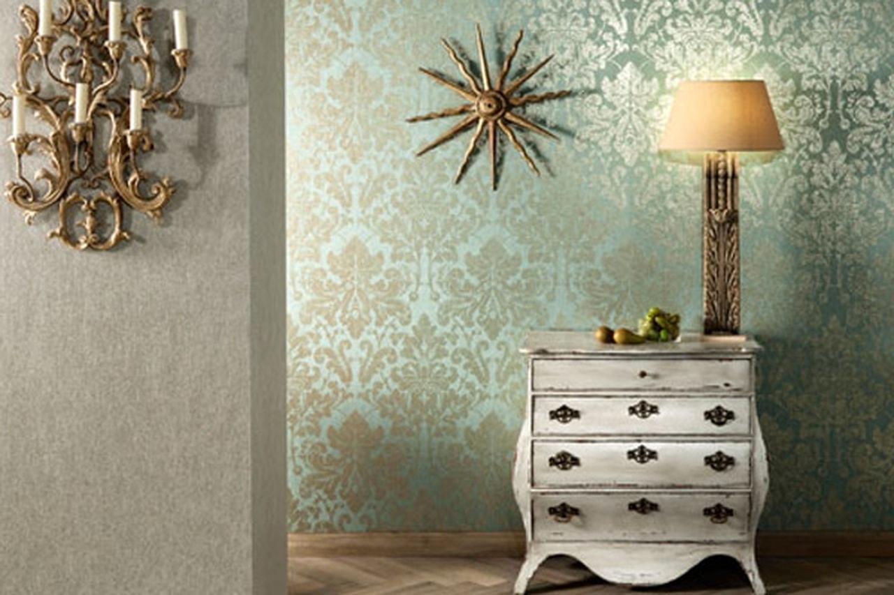 صور ورق جدران فخم , احدث تصميمات ديكور ورق الجدران
