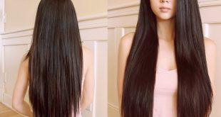 صوره طرق تطويل الشعر , افضل طريقة لجعل الشعرطويل