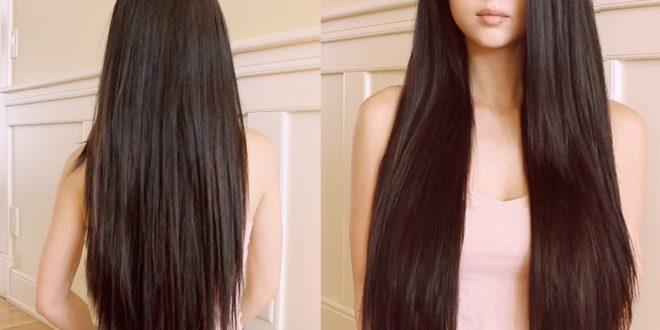 بالصور طرق تطويل الشعر , افضل طريقة لجعل الشعرطويل 5853 3 660x330