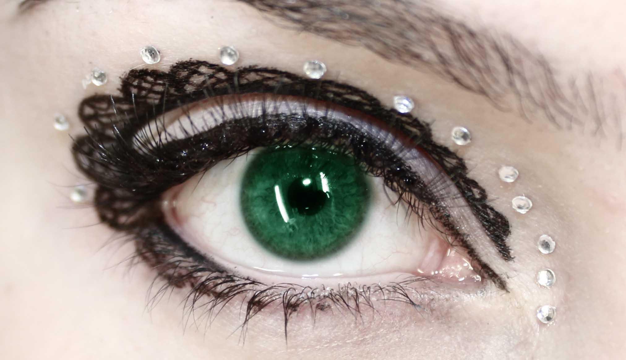 صورة صور عيون خضر , اجمل عيون خضراء فى العالم