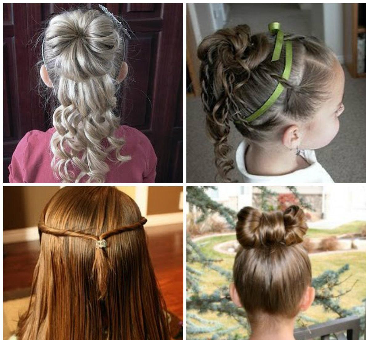 بالصور تسريحات شعر للاطفال , تسريحات شعر سهلة للبنات الصغار 154 1