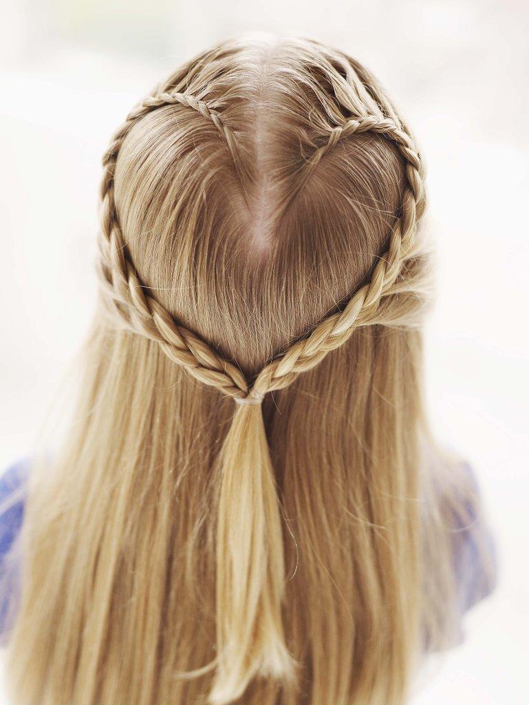 بالصور تسريحات شعر للاطفال , تسريحات شعر سهلة للبنات الصغار 154 2