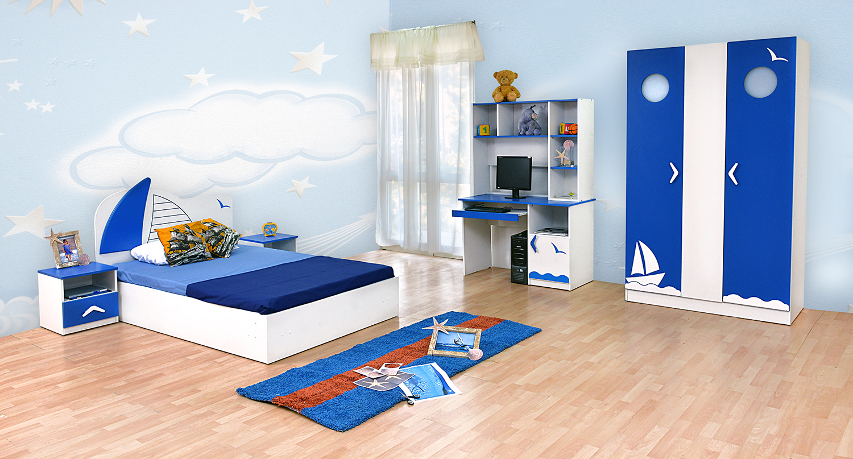بالصور غرف نوم للاطفال , احدث ديكورات غرف اطفال 4573 10