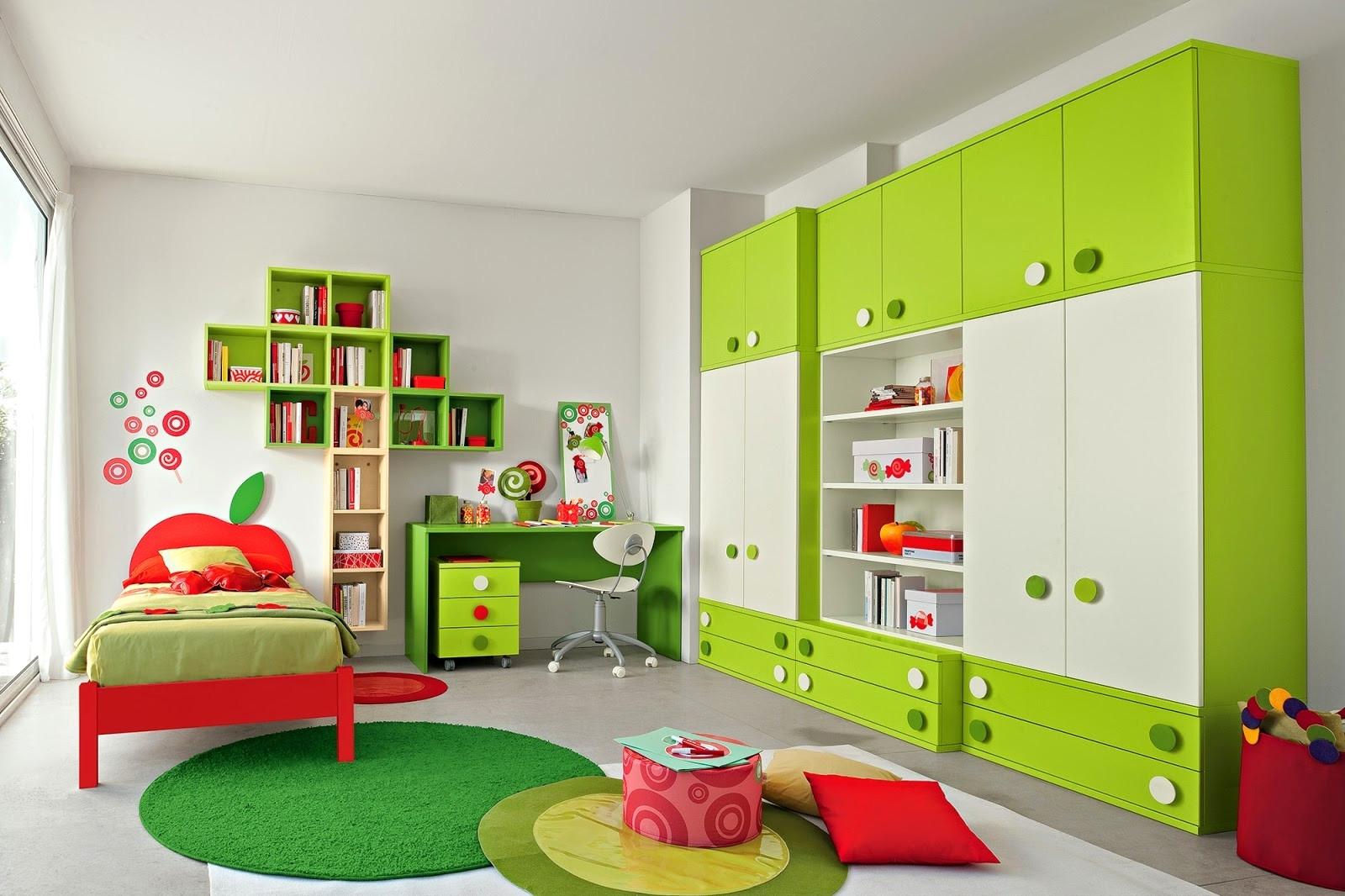 بالصور غرف نوم للاطفال , احدث ديكورات غرف اطفال 4573 11