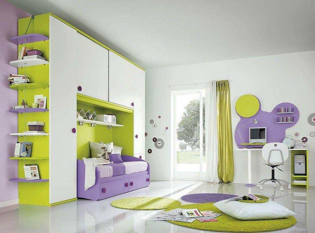 بالصور غرف نوم للاطفال , احدث ديكورات غرف اطفال 4573 13