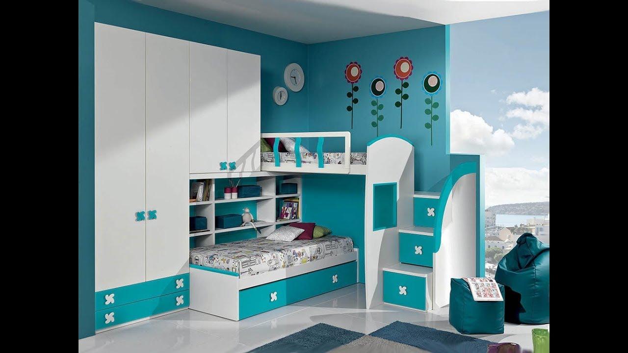بالصور غرف نوم للاطفال , احدث ديكورات غرف اطفال 4573 5