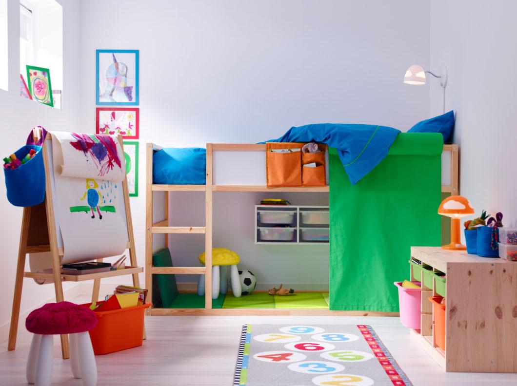 بالصور غرف نوم للاطفال , احدث ديكورات غرف اطفال 4573 7