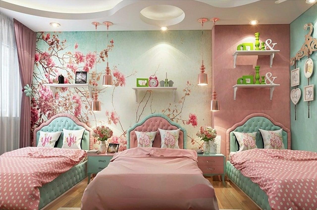 بالصور غرف نوم للاطفال , احدث ديكورات غرف اطفال 4573 9