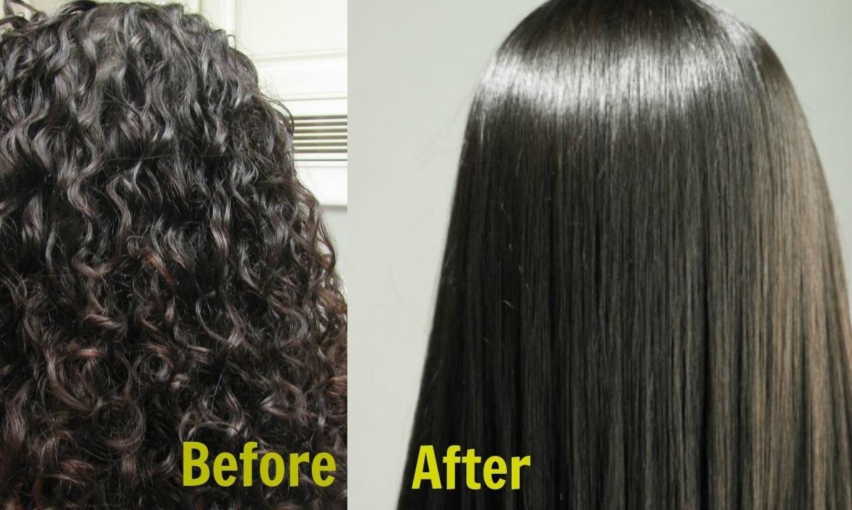 صور وصفه لتنعيم الشعر , اقوى الخلطات الطبيعية لشعر ناعم كالحرير