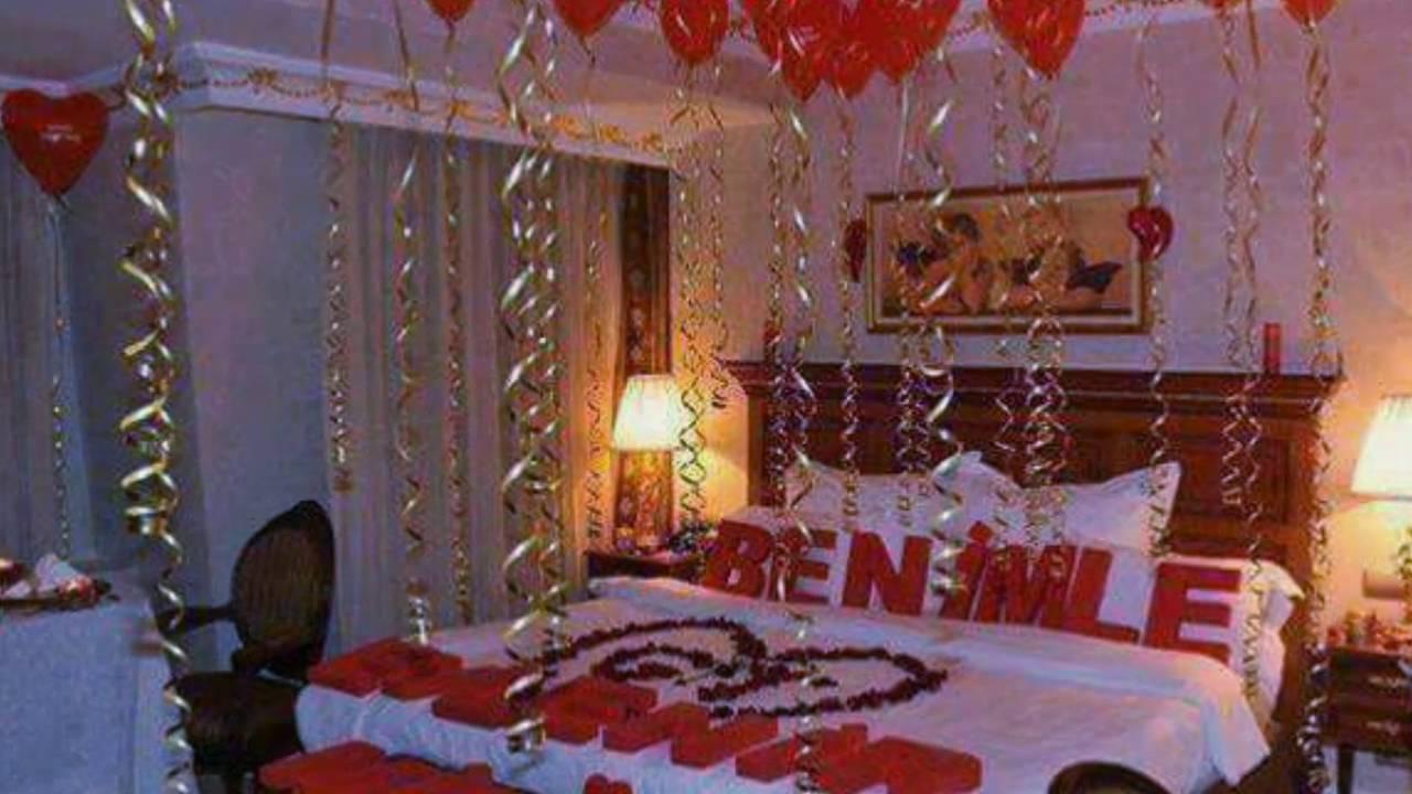 بالصور افكار لتزيين غرفة النوم للمتزوجين بالصور , صور زينة لغرف النوم 4750 1