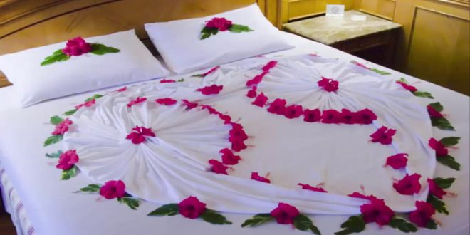 صورة افكار لتزيين غرفة النوم للمتزوجين بالصور , صور زينة لغرف النوم