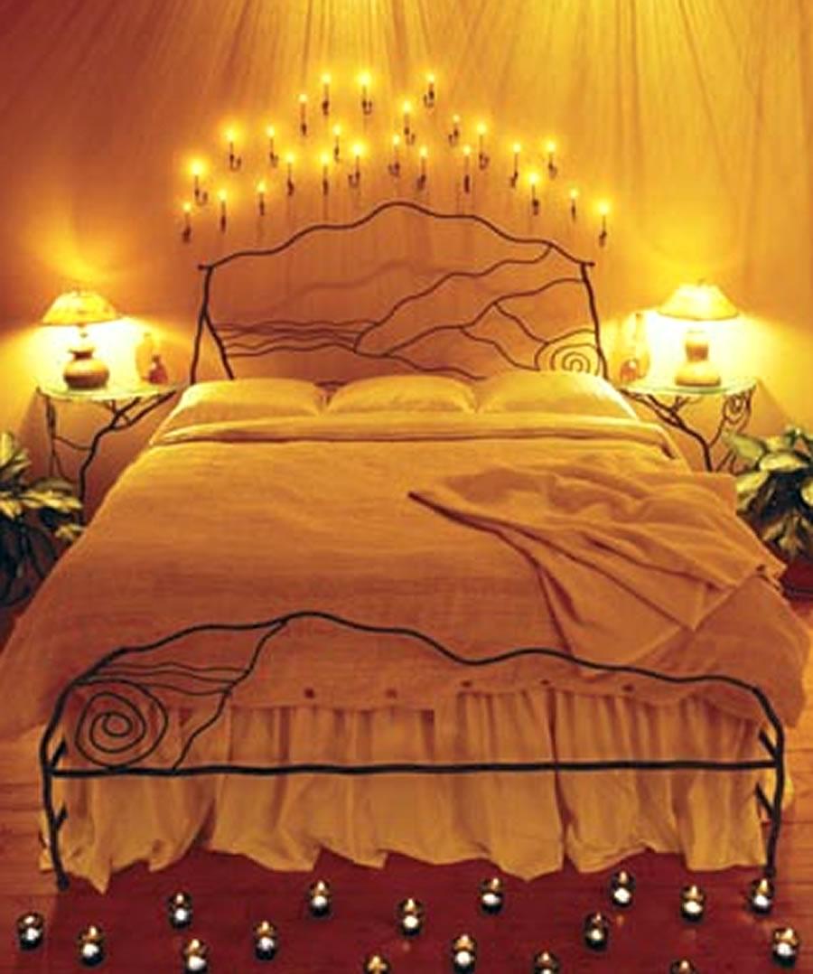 بالصور افكار لتزيين غرفة النوم للمتزوجين بالصور , صور زينة لغرف النوم 4750 4
