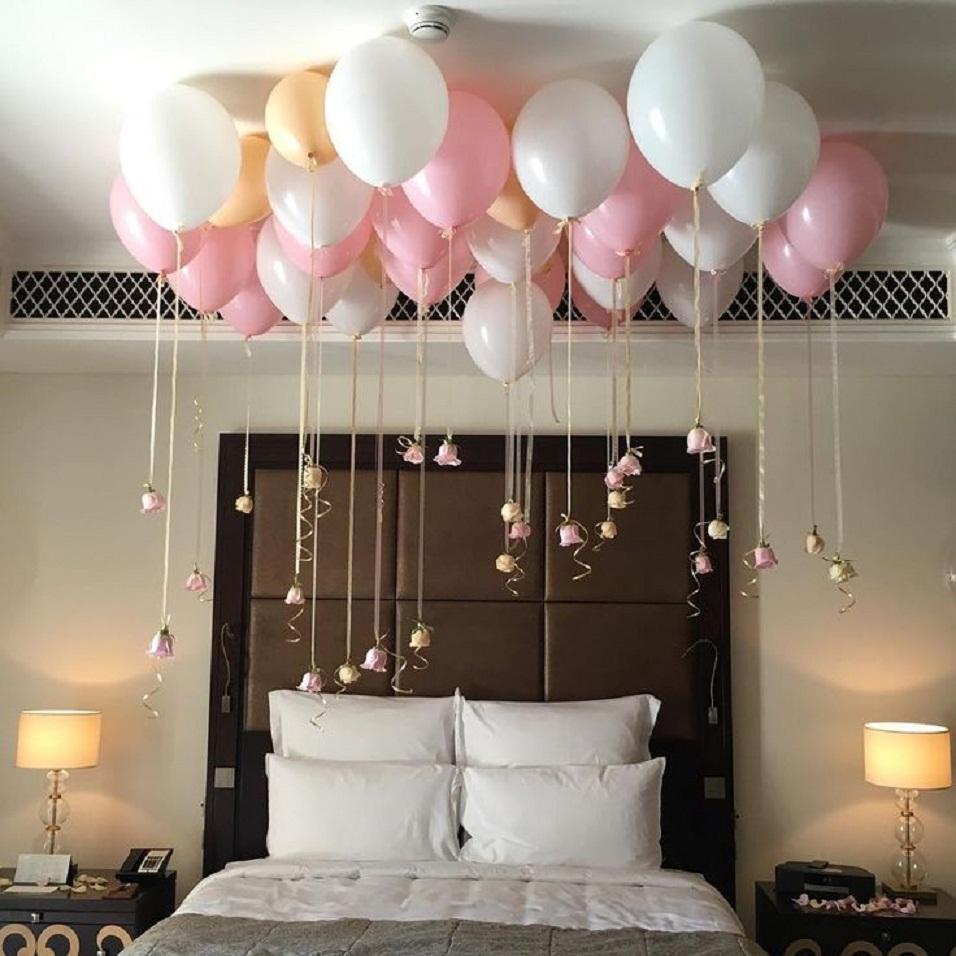 بالصور افكار لتزيين غرفة النوم للمتزوجين بالصور , صور زينة لغرف النوم 4750 6