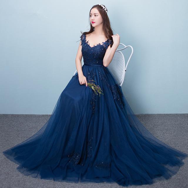 بالصور فستان سهرة , اشيك فساتين السهره 4844 11