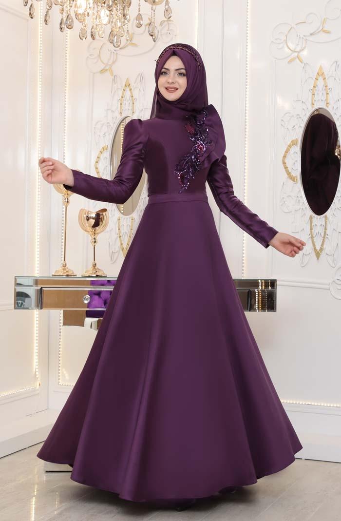بالصور فستان سهرة , اشيك فساتين السهره 4844 8