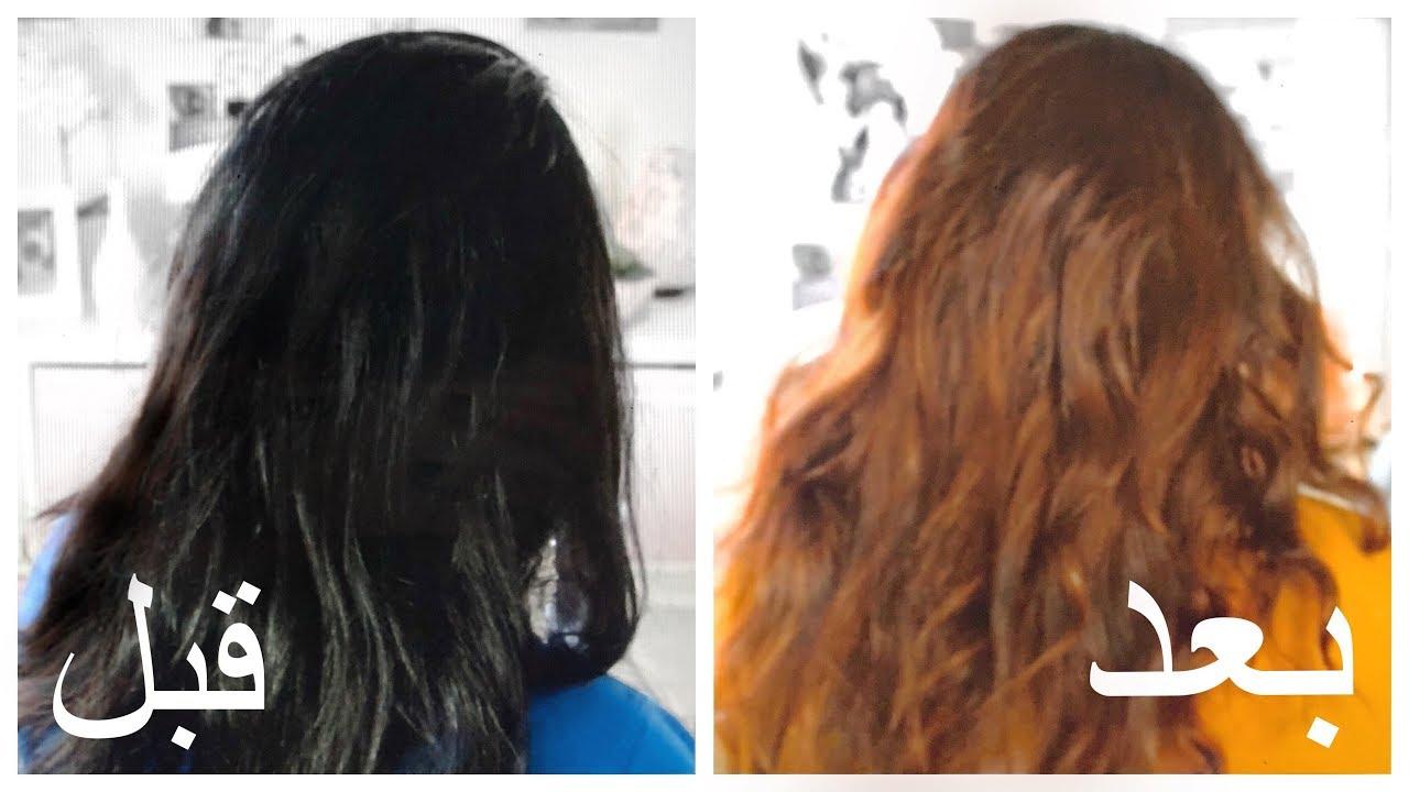 بالصور لون شعر بني فاتح , ما هو الشعر البنى الفاتح 10025 10