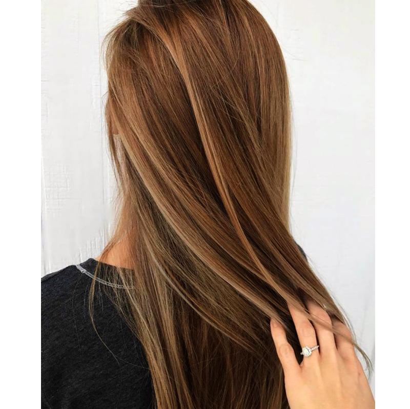 بالصور لون شعر بني فاتح , ما هو الشعر البنى الفاتح 10025 11