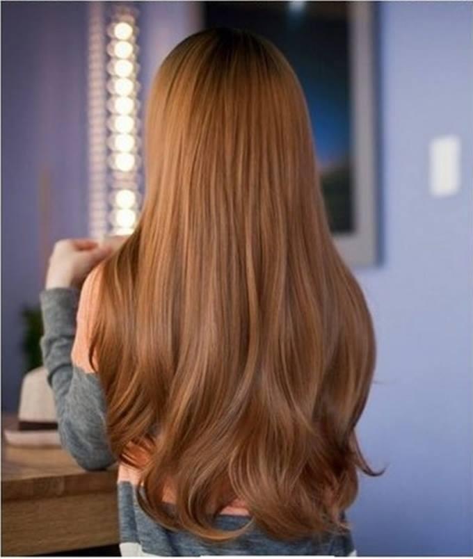 بالصور لون شعر بني فاتح , ما هو الشعر البنى الفاتح 10025 6