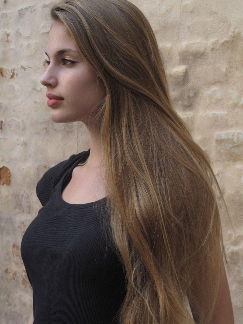 بالصور لون شعر بني فاتح , ما هو الشعر البنى الفاتح 10025