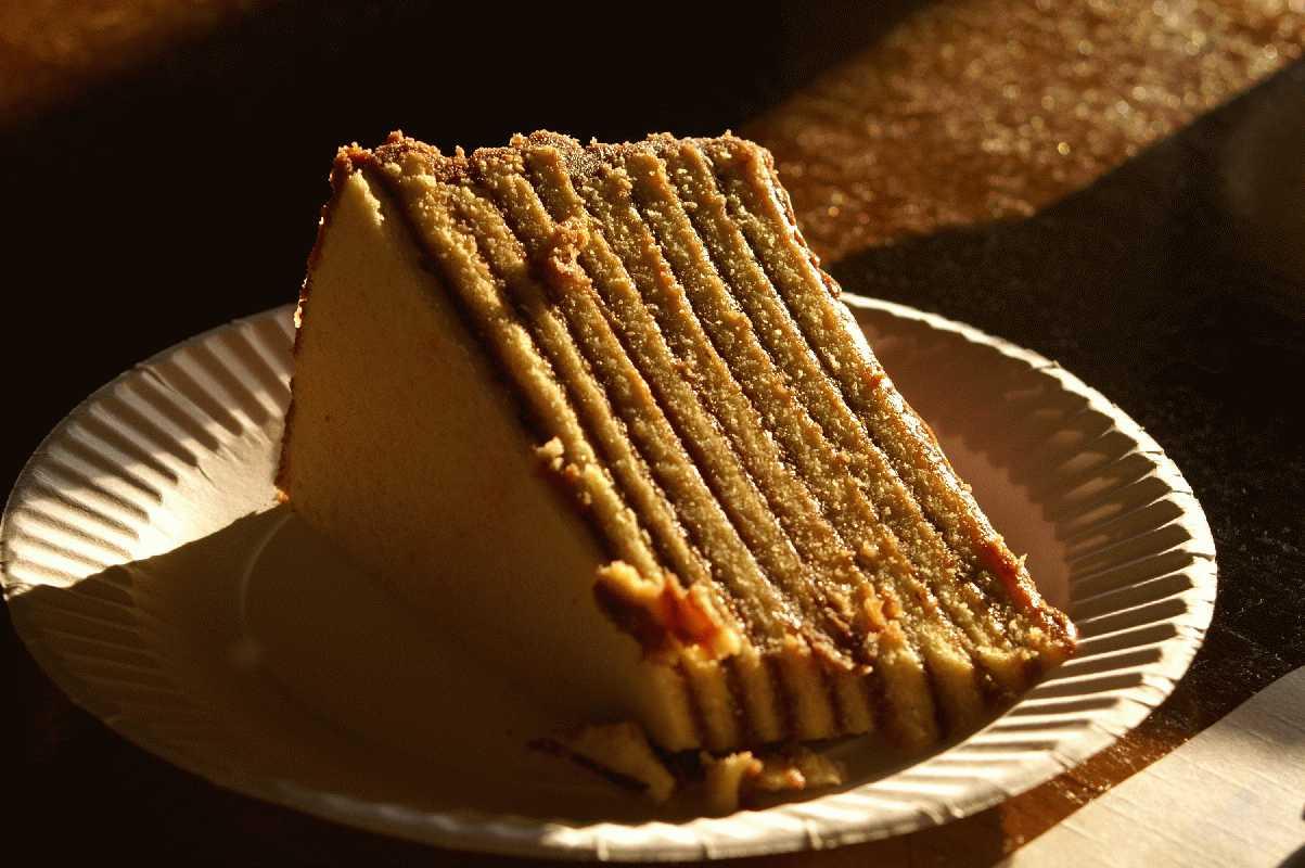 بالصور كيكة طبقات القرفة , طريقة الكيكه الطبقات بالقرفه 10050 1