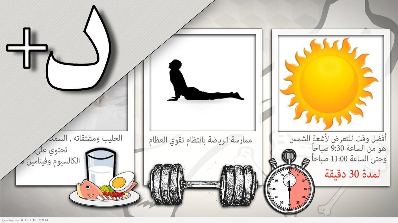 بالصور اعراض نقص فيتامين د الحاد , تعرف على فيتامين د وفوائدة واعراض نقصة فى الجسم 10541 1