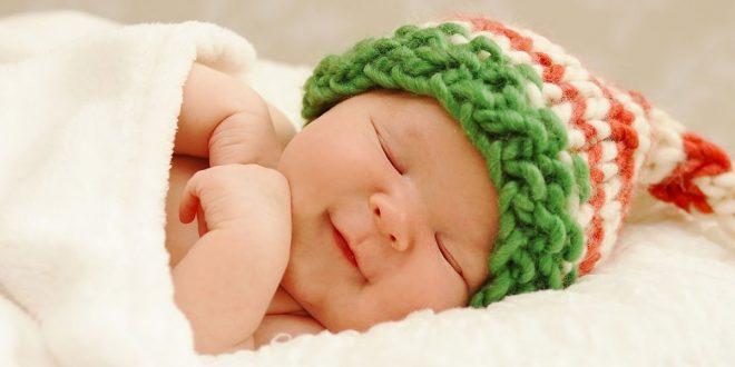 صور نوم حديثي الولادة , تعرفى على نوم طفلك الصغير