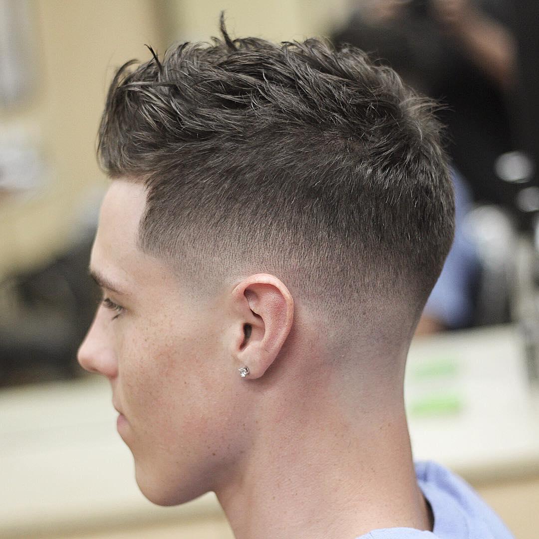 بالصور احدث حلاقة شعر للرجال , اجمل قصات شعر على الموضة للرجل 10594 2