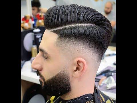 بالصور احدث حلاقة شعر للرجال , اجمل قصات شعر على الموضة للرجل 10594 3
