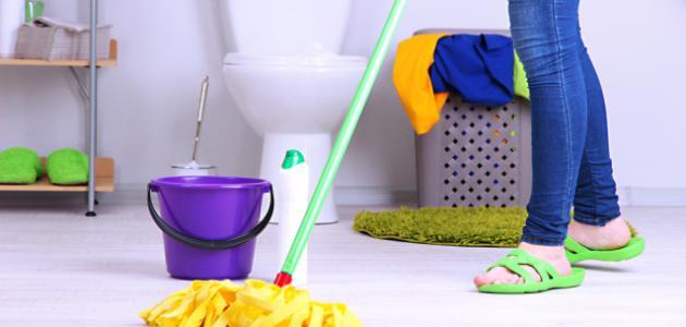 صور تنظيف بيوت بالرياض , كيفية تنظيف البيت