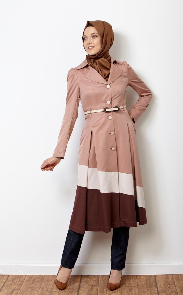 بالصور ملابس محجبات , اشيك موديلات ملابس المحجبات الكاجوال 5718 11
