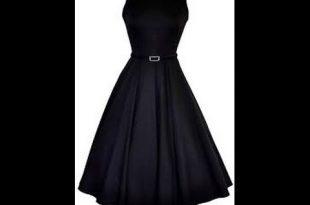 صور الثياب السوداء في المنام , تفسير حلم الملابس السوداء