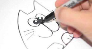 صورة رسومات سهله وحلوه , اااجمل واسهل رسم للاطفال
