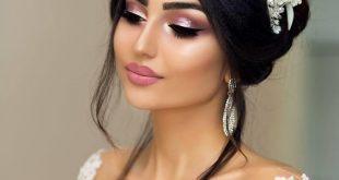 صور تسريحات شعر عروس , احدث صيحة لتسريحات شعر العروسة