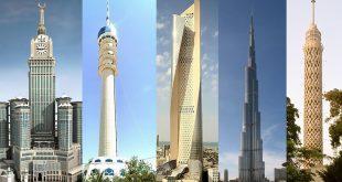 صور اطول برج في العالم , واوا شفت ابراج طويله لكن مثل هذا البرج ماشفت