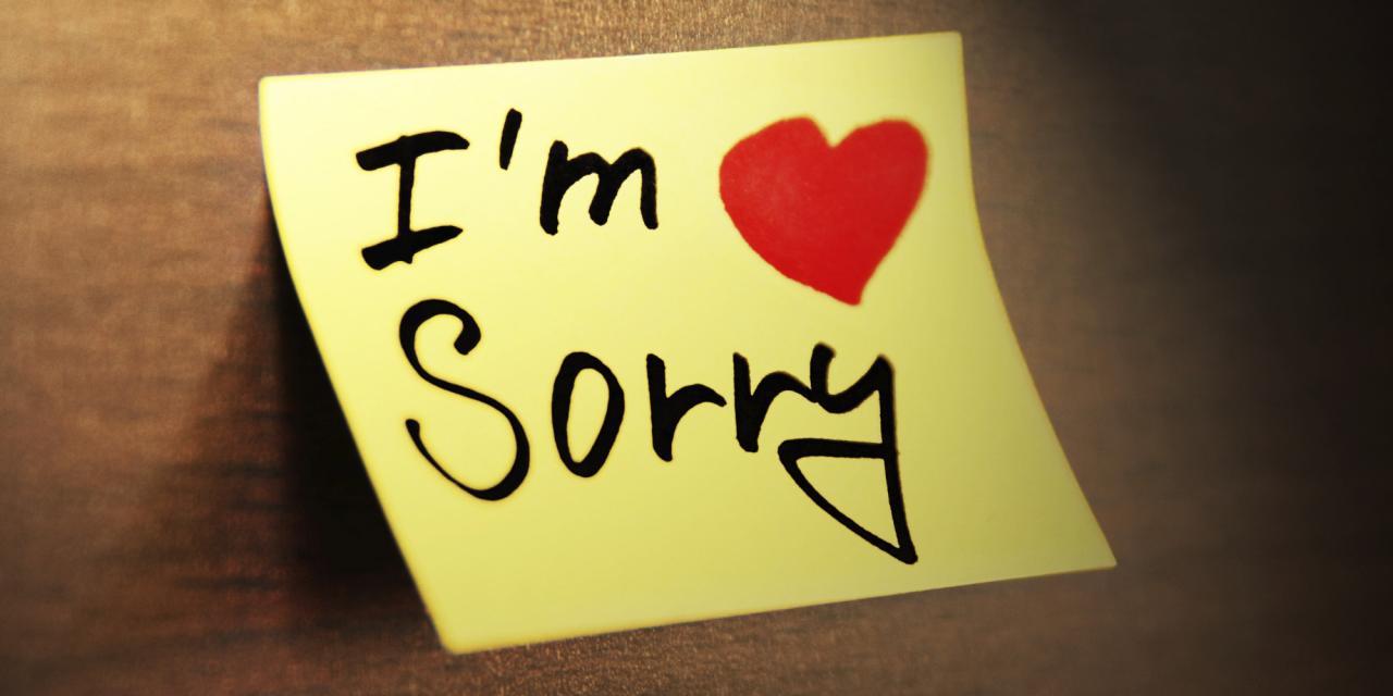 صورة رسائل اعتذار للحبيب , مسجات اسف واعتذار للحبيب