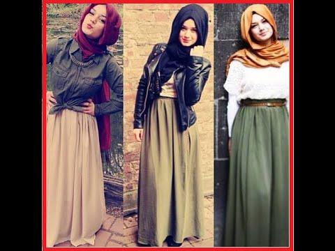 صورة ملابس بنات سن 13 محجبات , ازياء محجبات للمراهقات الصغيرات