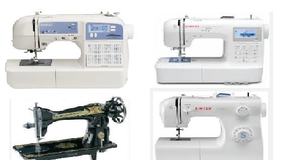 صورة انواع ماكينات الخياطة , بالصور ماكينات الخياطة الجديدة